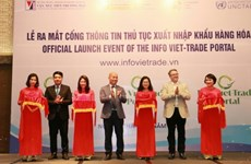 Trade portal launched to boost international trade procedures
