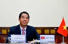 Vietnam, EU look to augment strategic cooperation