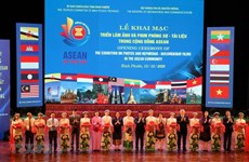 Binh Phuoc hosts photo, film exhibition on ASEAN Community