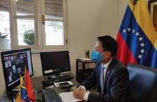 Establishment of Vietnam-Venezuela diplomatic ties marked