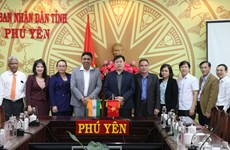Phu Yen seeks cooperation with India in education, health care