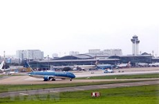Upgrade of Tan Son Nhat int'l airport's runway completed