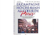 Book highlights Ho Chi Minh Campaign in the heart of Paris