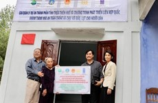 Safe housing under Green Climate Fund proves effective