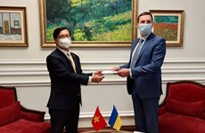Ukraine appreciates friendship, cooperation with Vietnam