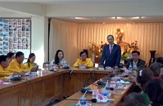 Vietnamese expats in Thailand urged to contribute to bilateral ties