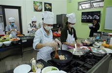 Festival offers taste of RoK cuisine in Da Nang