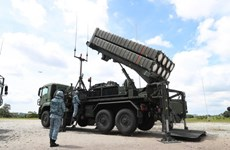 Next-gen Aster 30 missile system deployed in Singapore