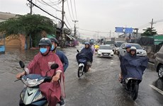 HCM City drafts 10-year climate change response plan