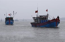 Improved living conditions urged for detained fishermen in Indonesia