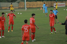 Coach Park Hang-seo selects 24 players for U22 national team