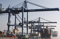 Cargo via Vietnam's seaports up 4 percent in 2020