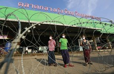 Thailand: over 10,000 to be tested after new COVID-19 outbreak