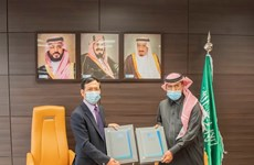 Vietnam News Agency, Saudi Press Agency sign MoU on cooperation