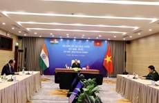 Vietnam, India set forth joint vision for peace, prosperity and people