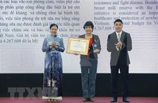 50 foreign NGOs receive VUFO certificate of merit