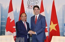 Vietnam, Canada maintain positive momentum in bilateral relations