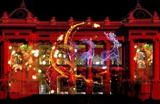 Christmas party to be hosted by Hanoi Opera House