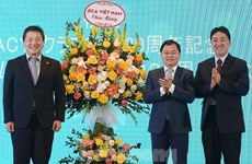 Vietnamese, Japanese youths' 25-year cooperation marked in Hanoi