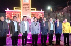 Ceremony marks 60th anniversary of Vietnamese Memorial Clock Tower in Thailand