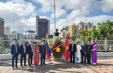76th founding anniversary of Vietnam People's Army marked in Venezuela