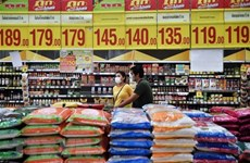 Thailand rice exports likely to fall 12 percent in 2020