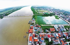 Quang Yen town receives second-class Independence Order