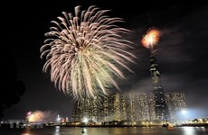 HCM City to set off fireworks to welcome in 2021