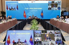 Russia-ASEAN relations at centre of attention at Moscow roundtable