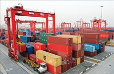 Trade between ASEAN, China's Shanghai remains strong despite pandemic