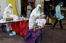 More COVID-19 cases recorded in Southeast Asian countries