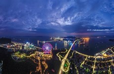 Ha Long winter carnival awaits visitors during New Year holiday