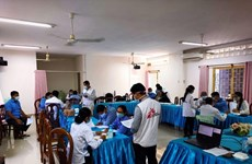 New developments related to COVID-19 in Cambodia, Laos, Philippines
