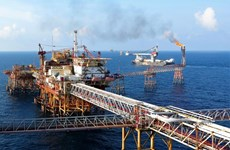 Vietsovpetro surpasses yearly oil and gas production target