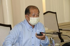 Dong Thap takes urgent anti-pandemic measures as new case found