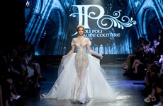 Vietnam Int'l Fashion Festival showcases various art forms