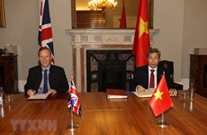 UKVFTA to benefit UK-Vietnam trade relations: British Ambassador