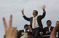 Cambodia: Sam Rainsy sentenced to four years in jail