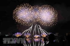 Da Nang: three venues approved for fireworks show on Lunar New Year Eve