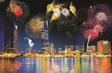 HCM City celebrates New Year with special art performances