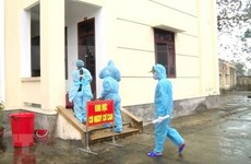 Vietnam records nine imported COVID-19 cases on New Year day