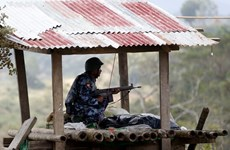 Myanmar: Insurgents free ruling party politicians