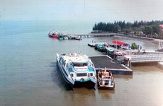 Can Gio - Vung Tau ferry service officially debuts