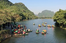 Ninh Binh strives to host 7 million visitors in 2021