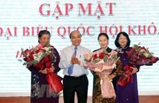 Vietnam promotes women's participation in policy-making process
