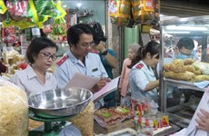 Food safety requested during Tet festival