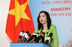 Vietnam ensures safety, rights of Vietnamese sailors aboard detained Korean tanker