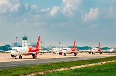 Vietjet named among world's top 10 safest & best low-cost airlines
