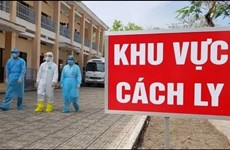 COVID-19 prevention work in concentrated quarantine facilities tightened