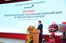 VietinBank sees over 710 mln USD in pre-tax profit last year